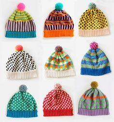 Annie Larson hats // works of art!