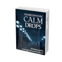 Historical Remedies #Homeopathic Calm Drops