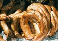 Ciambella tipica della #Ciociaria - #Veroli (Frosinone) #Lazio - Italy