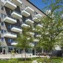 Sjövikstorget 1 / Rotstein Arkitekter