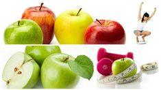 Dieta de la Manzana: http://comidaparabajardepeso.com/dieta-la-manzana/