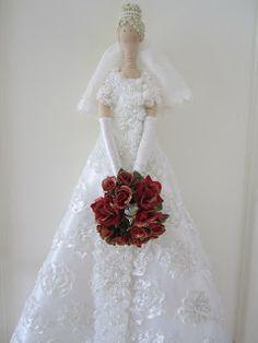 Tilda bride tutorial
