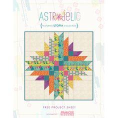 Astrodelic--free pattern