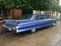 1961 Cadillac DeVille Limousine (very rare)