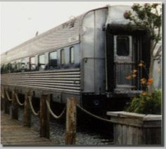 The Silver Iris - Private Rail Car Experience...!