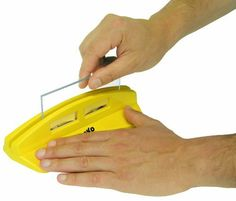 Toko Scraper Sharpener World Cup by Toko. $49.95. Toko wax scraper sharpening device is a professional quality devise that's a must for any bench. Plexus Products, World Cup, Skiing, Wax, Bench, Color Yellow, Sports, Chrome, Action