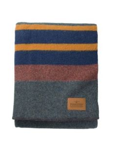 Love this blanket.    Pendleton Woolen Mills: YAKIMA CAMP BLANKET