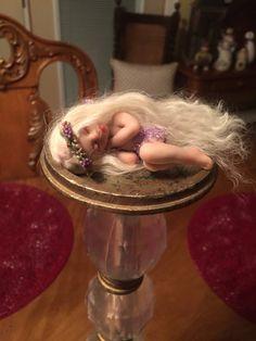 Kleine feeën  aangepaste Fairy  OOAK Fairy  door MagicalFairies
