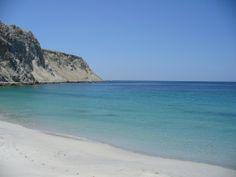 """Playa """"Hornitos""""  de Antofagasta."""