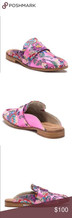 c09f7c8d4c2 Free People At Ease loafer Mule Please seek last photo for information on  fit and materials