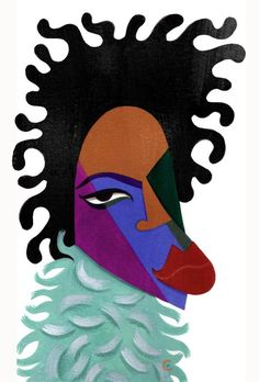 Macy Gray by David Cowles (caricature) http://masterpaintingnow.com/how-to-draw-everything?hop=dunway