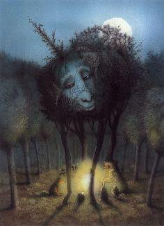 The Legendary Unicorn by Udo Weigelt.  Julia Gukova.