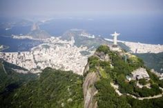 Rio de Janeiro Christ the Redeemer Statue, one of the 7 New Wonders of the World-- Something I would like to see in my life