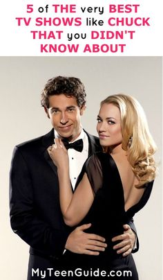 5 Of The Very Best TV Shows Like Chuck That You Didn't Know About