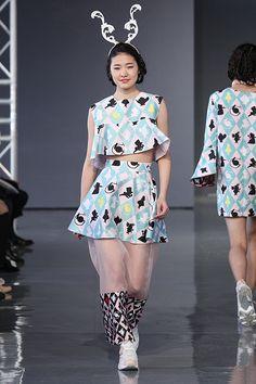 2015 F/W Seoul 서울 패션위크 chez HEEZIN