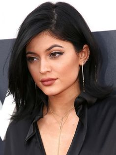 kylie jenner ears pierced - Google Search