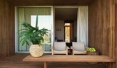 Hotel Fasano Boa Vista by Isay Weinfeld Architect - Brazil
