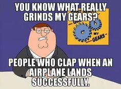 Nobody Claps When I Do My Job Properly