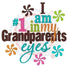 All our grandchildren and #1 in our eyes - don't know how that works, but it does...
