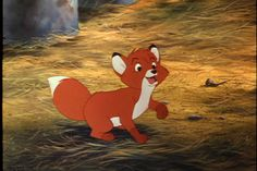 *TODD ~ The Fox And The Hound