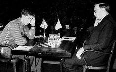 Fischer vs. Smyslov. 29 de octubre, 1959.