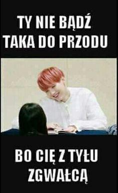 -memy - śmieszne obrazki Głównie z zespołu BTS. #losowo # Losowo # amreading # books # wattpad Funny Images, Funny Photos, Asian Meme, Meme Generation, Uno Cards, Weekend Humor, Aesthetic Memes, Some Quotes, Wtf Funny
