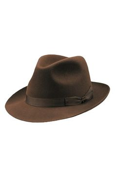 Christys  Hats Christys  Felt Trilby available at  Nordstrom Sombreros 6a1d108a761
