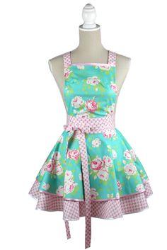 Luxury flowers apron #zastera #apron #kuchynskazastera #retro #heartapron #pinup #kitchen #madeinslovakia #kuchyna #cukraren #pecenie #vintage #vintageapron