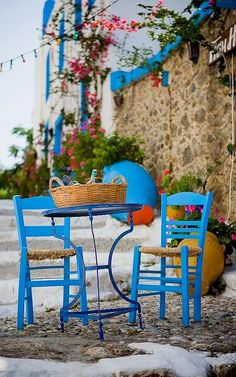 Table For Two.. Kos town ~ Kos Island, Greece | Flickr - Photo by Jason Dale