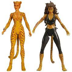 DC Universe Classics Cheetah Action Figures