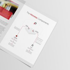 Financial technology graphic illustration for marketing materials by isa9191