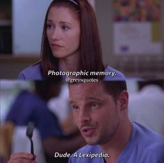 Lexie & Alex (5x03)