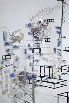 Sarah Sze, America's Incoming Venice Biennale Pick, To Premiere Sculpture at ADAA
