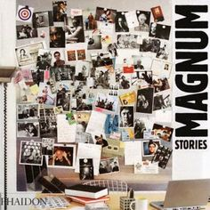 I really want this photography collection! Magnum Stories by Chris Boot