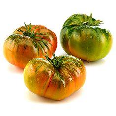 """Esta variedad de tomate hace referencia a las siglas """"Resistente al Fusariuma"""" por su elevado aguante a aguas salinas, destaca por su buen sabor y textura."""