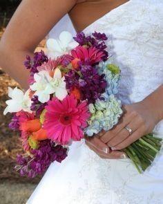 Spring Color Wedding Boquet Wedding in Mcdonough, GA | HEATHER'S FLOWERS