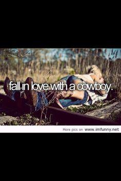 Cowboys ;)