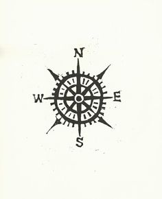 thinking about a compass on the inside of my other ankle. thoughts?