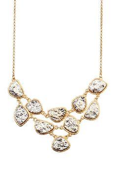 Monique Leshman Mini Ten Drop Druzy Necklace by Jewelry Event on @HauteLook