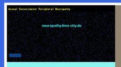 Patrick Daughlin posted Axonal sensorimotor peripheral neuropathy. Views 130238.