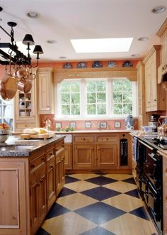 kitchen with wood cabinets island range ideas pot rack ranges and hoods 6562