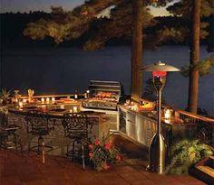 backyard-ideas-bbq-patio-designs-lighting-heater