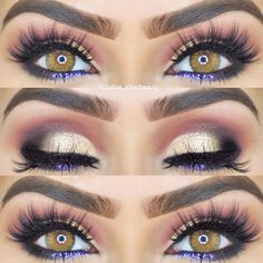 Top Ideas of the Smokey Makeup for Hazel Eyes picture 1