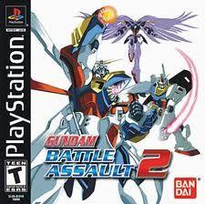 Gundam Battle Assault 2 psx iso download