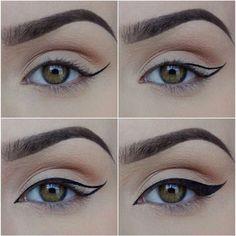 """Il classico tratto nero con la """"virgola"""" all'insù è solo uno dei tanti modi di applicare l'eyeliner. Noi ne abbiamo individuati 10 per soddisfare tutti i gusti (e intensificare tutti gli sguardi)"""