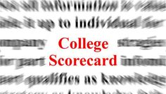 College Scorecard Is a Win for Consumers & Career Centers!