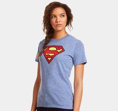 Women's UA Supergirl Short Sleeve
