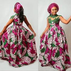modern african fashion which looks amazing . African Fashion Designers, African Dresses For Women, African Print Fashion, Africa Fashion, African Wear, African Fashion Dresses, Nigerian Fashion, Ghanaian Fashion, Ankara Fashion