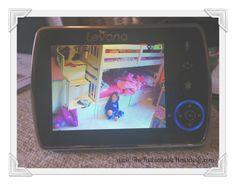 Multi-Tasking Mama Must-Have: Levana Video Baby Monitor #DoMore @mylevana