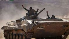 Serangan Assad ke Aleppo terus digagalkan  Ilustrasi  Pejuang oposisi Suriah berhasil memukul mundur sejumlah serangan rezim Assad yang bertubi-tubi sejak Sabtu (19/11) di Aleppo timur yang terkepung. Pihak Oposisi mampu menggagalkan upaya rezim Assad dan milisi Syi'ah asing dalam serangan yang terus dilakukan di segala penjuru hingga ke daerah Aqrab di barat Aleppo. Sejumlah pasukan rezim Assad tewas menurut sumber di lapangan kepada situs pro oposisi Orient-news. Pihak oposisi berhasil…